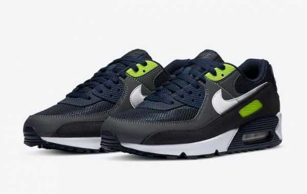 2020 Nike Air Max 90 Seattle Seahawks Coming Soon
